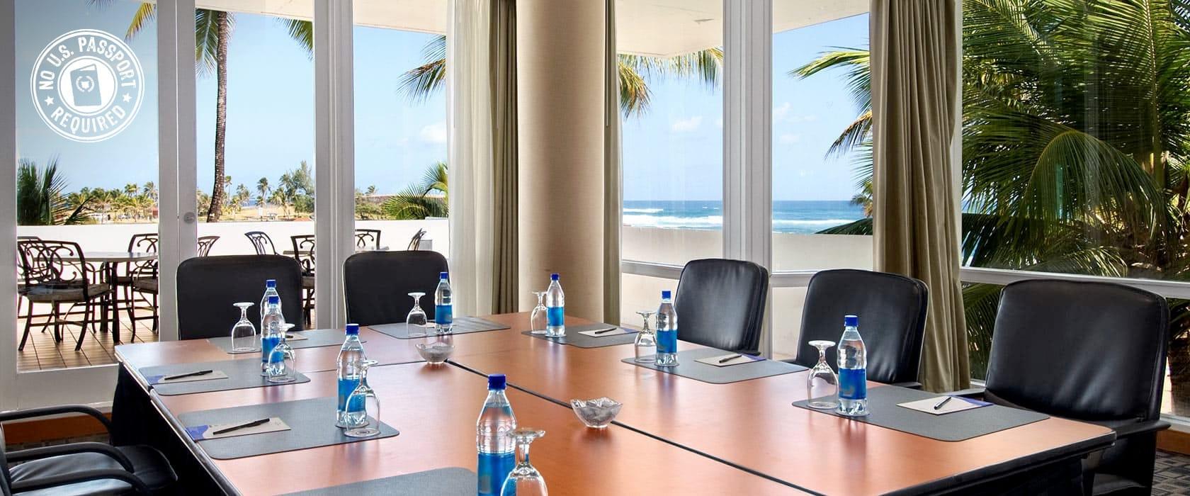 Hilton Caribbean Weddings: Caribe Hilton