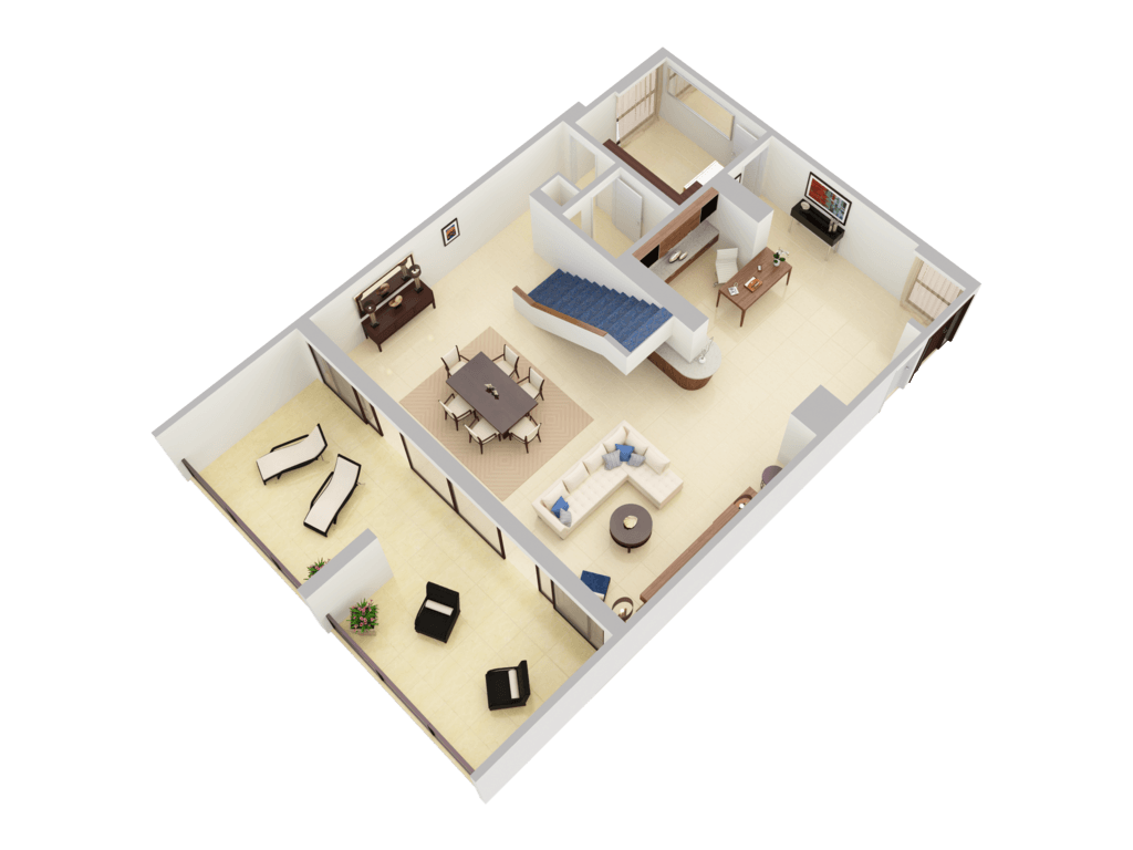 3d floor plan presidential suite trend home design and decor