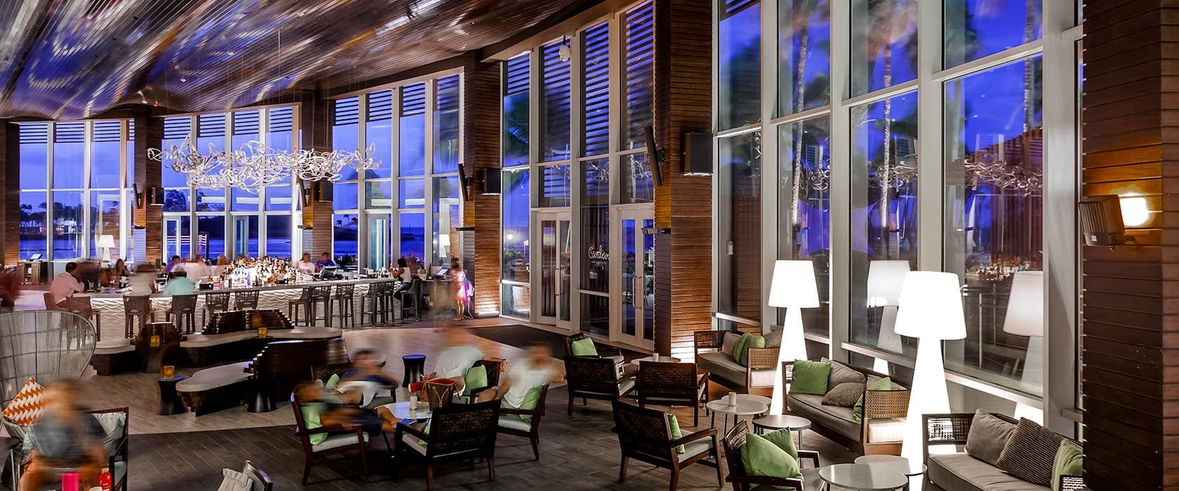 Caribe Hilton Restaurants Bars San Juan Puerto Rico