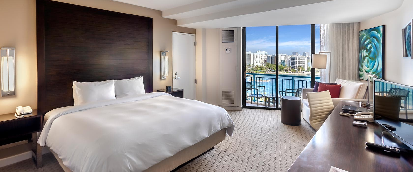 Guest Rooms Caribe Hilton San Juan Accommodations