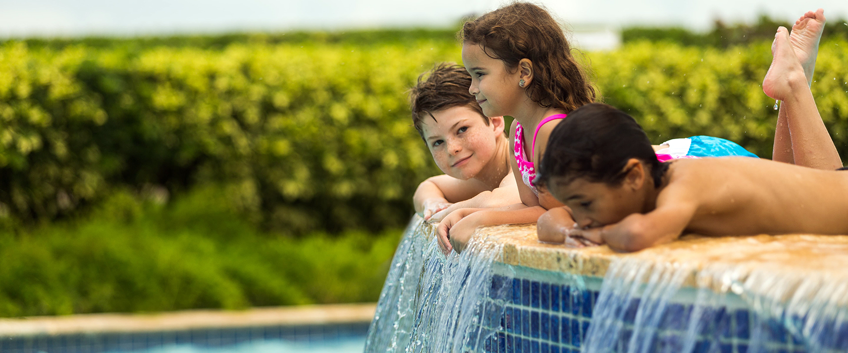Family Fun at Caribe Hilton