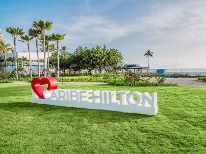 I Love Caribe Hilton