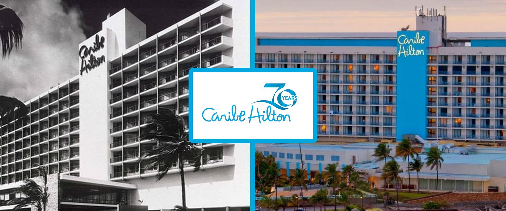 70 Iconic Years at Caribe Hilton