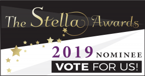 Stella Nominee Badge 2019