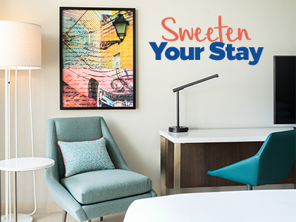 Sweeten Your Stay
